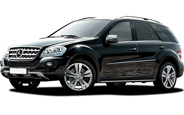 Rent Mercedes ML350