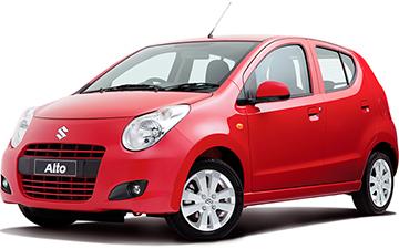 Rent Suzuki Alto