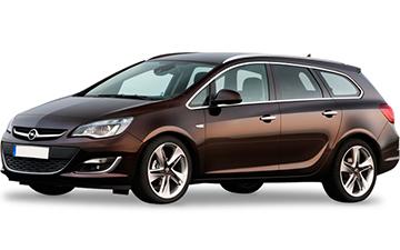 Rent Opel Astra Sport Tourer