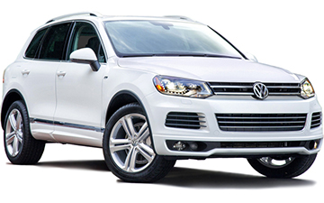 Rent VW Touareg