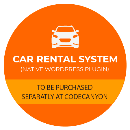 Car Rental System Plugin